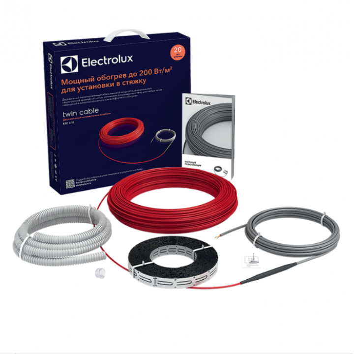 Комплект теплого пола Electrolux ETC 2-17-300 (кабель)