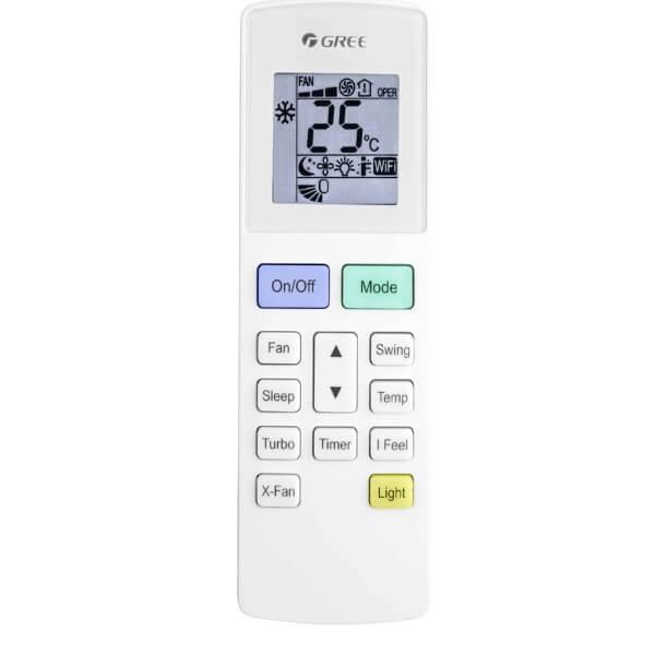 Gree Bora DC Inverter Remote Control
